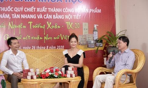 Hỗ trợ điều trị  nám da, tàn nhang từ sản phẩm đông y của nhà thuốc Đức Nguyên Đường