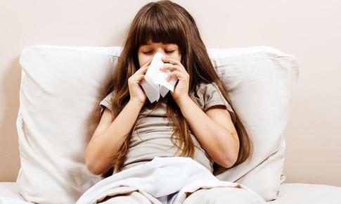 Những lưu ý về hô hấp của trẻ nhỏ trong mùa lạnh