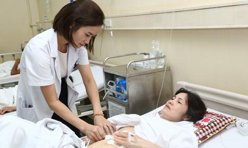 Phẫu thuật nội soi cắt gan, người bệnh được hưởng lợi gì?