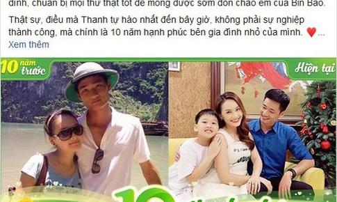 Bảo Thanh và loạt sao Việt chia sẻ hôn nhân hạnh phúc