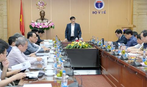 Bộ trưởng Nguyễn Thanh Long: Phải làm ngay đặt lịch khám chữa bệnh trực tuyến