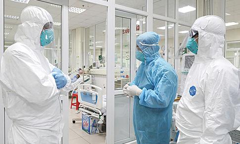 Mẫu bệnh phẩm COVID-19 ở Hà Nội và Hải Dương mang biến thể virus của Anh và Ấn Độ