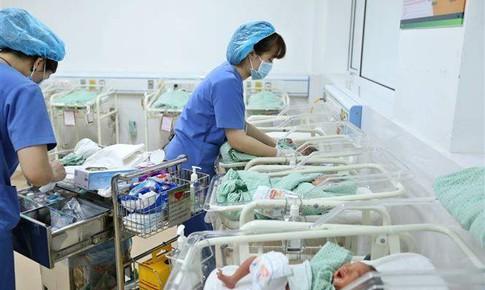 """Hà Nội cùng 8 tỉnh, thành phố có mức sinh """"chuẩn"""" nhất, 21 địa phương có mức sinh thấp"""