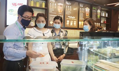 Từ ngày 15/4 đến 15/5, Hà Nội xử lý 536 cơ sở vi phạm an toàn thực phẩm với số tiền hơn 3,2 tỷ đồng