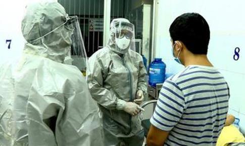 Một trong hai bệnh nhân nhiễm nCoV điều trị tại BV Chợ Rẫy đã khỏi bệnh