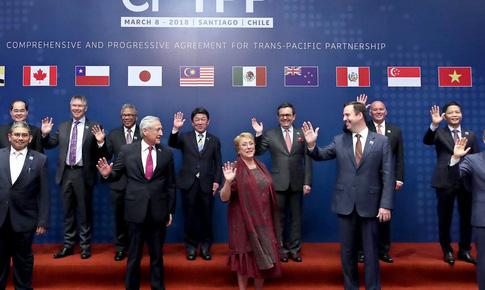 Peru phê chuẩn tham dự CPTPP