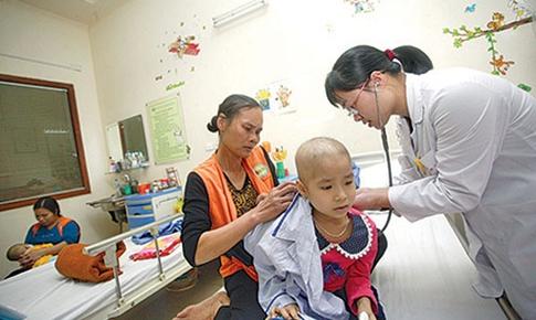 Gần 8.000 bệnh nhân ung thư được hỗ trợ 100% chi phí điều trị