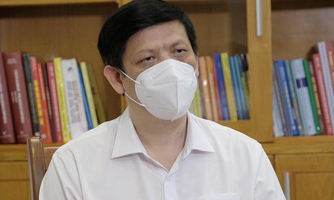 Bộ trưởng Bộ Y tế: Đảm bảo quyền bầu cử và an toàn phòng chống dịch cho cử tri