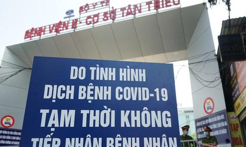 Bộ Y tế lập Tổ công tác phòng, chống dịch COVID-19 tại Bệnh viện K