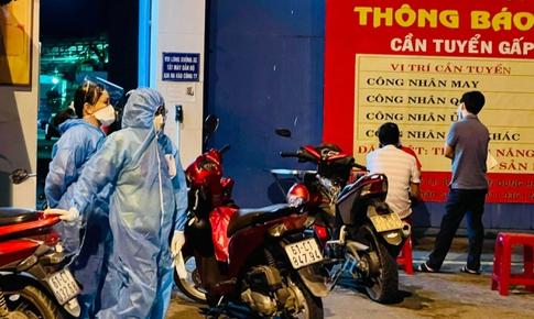 Bình Dương: Tiếp tục phát hiện thêm trường hợp nghi mắc COVID-19 tại công ty Puku