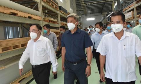"""Bộ Y tế tư vấn Đồng Nai """"giữ sạch"""" các khu công nghiệp"""