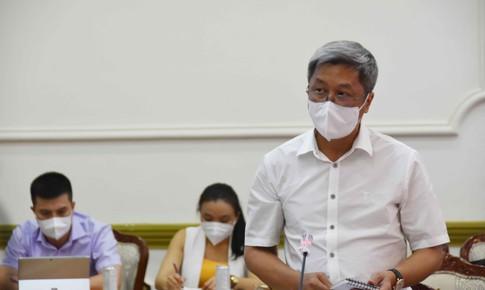 Thứ trưởng Nguyễn Trường Sơn: F0 có tải lượng vi rút thấp mới được phép cách ly tại nhà