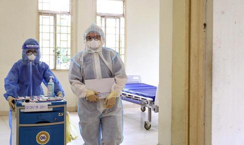 TP.HCM đưa vào hoạt động bệnh viện Dã chiến số 9