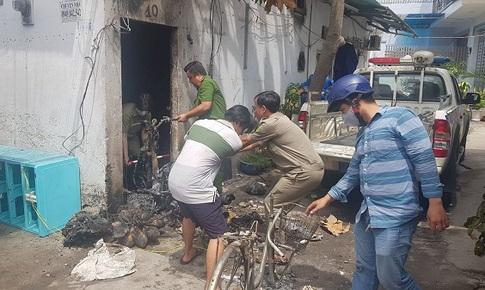 Nghi phạm phóng hỏa phòng trọ khiến 3 người chết bị tạm giữ