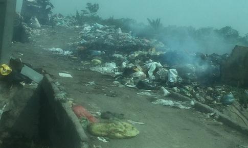 """Xã Ninh Sở, huyện Thường Tín, Hà Nội: Dân than """"khổ"""" vì ô nhiễm"""